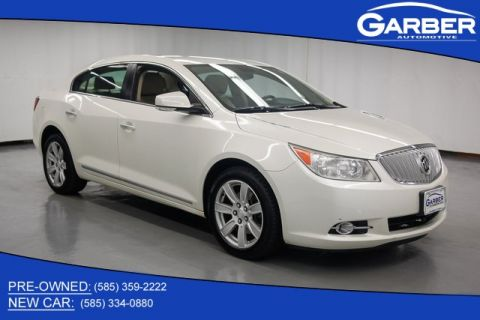 Pre-Owned 2010 Buick LaCrosse CXL AWD