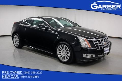 Pre-Owned 2014 Cadillac CTS Performance AWD