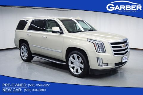 Pre-Owned 2015 Cadillac Escalade Luxury 4WD