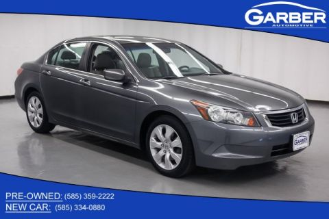 Pre-Owned 2010 Honda Accord EX-L 2.4T