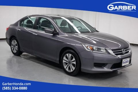 Pre-Owned 2014 Honda Accord LX FWD 4D Sedan