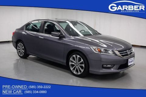 Pre-Owned 2013 Honda Accord Sport 2.4T
