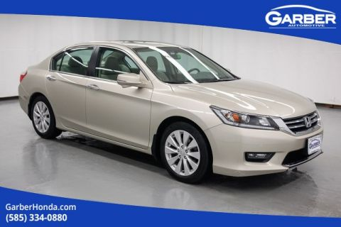 Pre-Owned 2014 Honda Accord EX FWD 4D Sedan