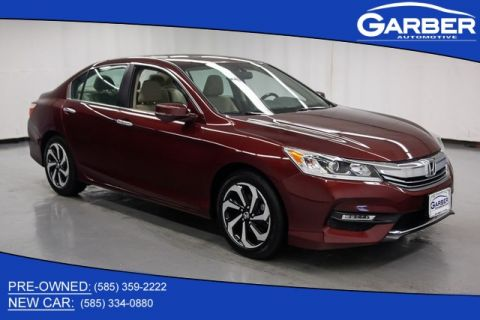 Pre-Owned 2016 Honda Accord EX-L 2.4T