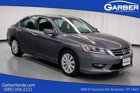 Pre-Owned 2014 Honda Accord EX-L FWD 4D Sedan
