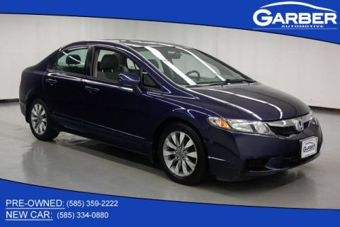 Pre-Owned 2009 Honda Civic EX-L