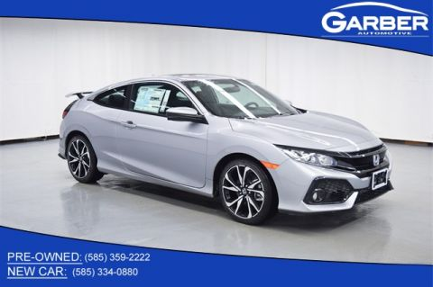 New 2018 Honda Civic Si