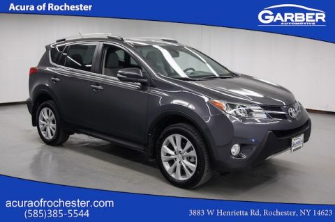 Pre-Owned 2014 Toyota RAV4 LIMI AWD