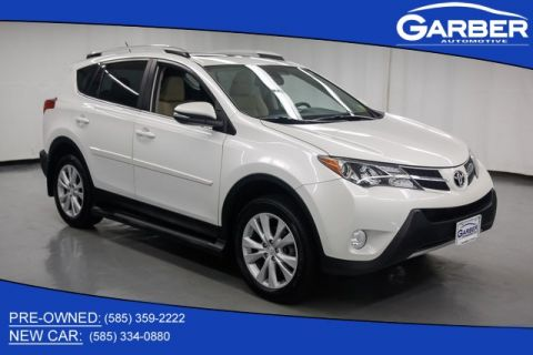 Pre-Owned 2014 Toyota RAV4 Limited AWD