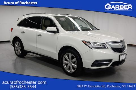 Certified Pre-Owned 2016 Acura MDX 3.5L w/Advance AWD