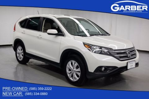 Certified Pre-Owned 2014 Honda CR-V EX AWD