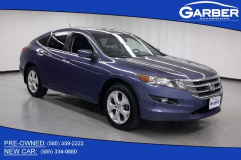 Pre-Owned 2012 Honda Crosstour EX-L 4WD