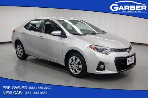 Pre-Owned 2014 Toyota Corolla L
