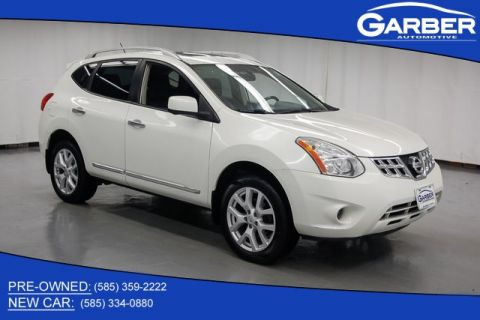 Pre Owned 2013 Nissan Rogue SL AWD