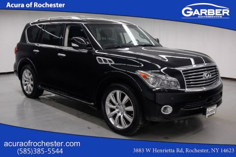 Pre-Owned 2013 INFINITI QX56  4WD