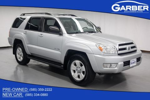 Pre-Owned 2004 Toyota 4Runner  4WD