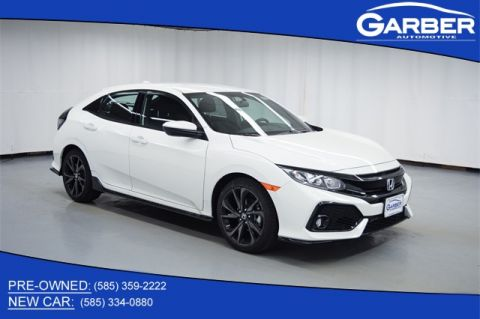 New 2018 Honda Civic Sport