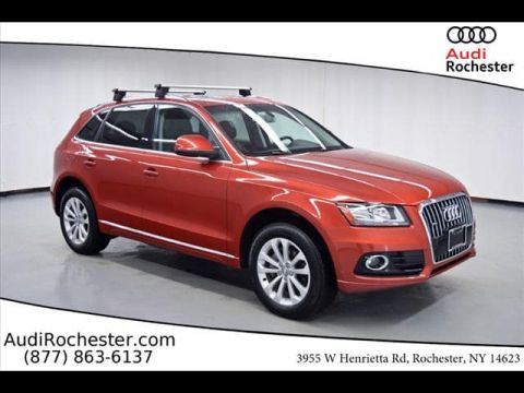 Certified Pre-Owned 2014 Audi Q5 2.0T Premium (Tiptronic) AWD