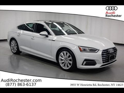 Certified Pre-Owned 2018 Audi A5 2.0T Premium