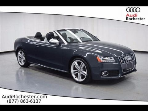Pre-Owned 2011 Audi S5 3.0 Premium Plus (S tronic) AWD