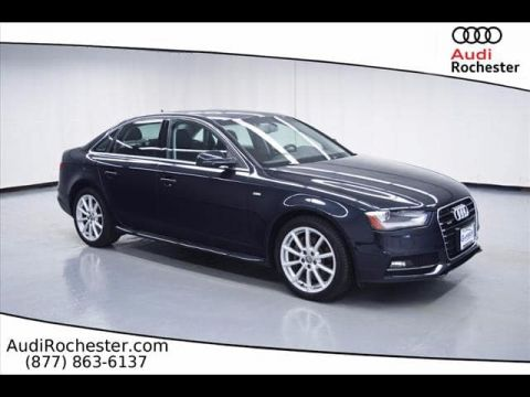 Pre-Owned 2014 Audi A4 2.0T Premium (Tiptronic)