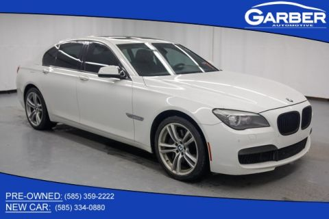 Pre-Owned 2011 BMW 7 Series 750i xDrive AWD