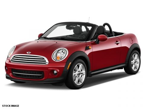 Pre-Owned 2014 MINI Roadster Cooper