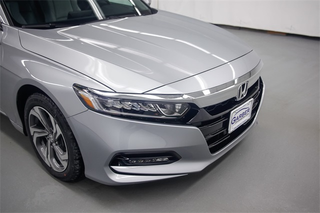 New 2018 Honda Accord EX