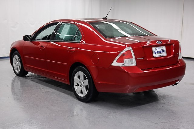 Pre-Owned 2009 Ford Fusion SE