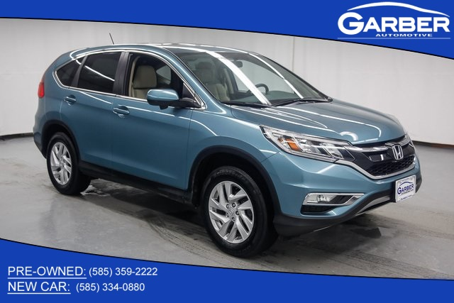 PreOwned Honda CRV EX D Sport Utility In Rochester - Sport vehicles 2016