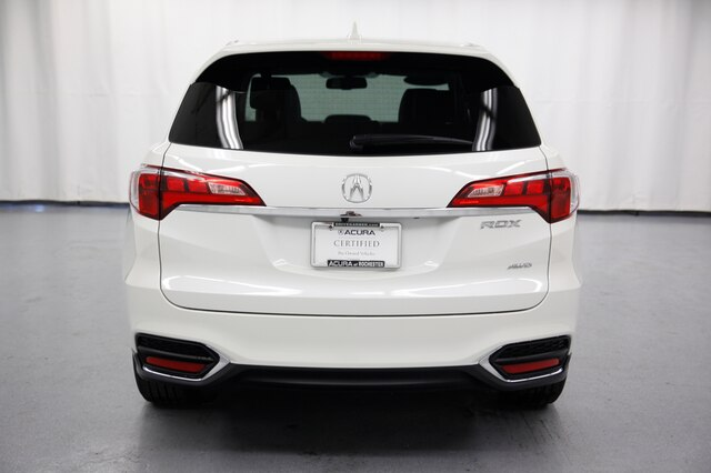 Certified Pre-Owned 2018 Acura RDX Technology
