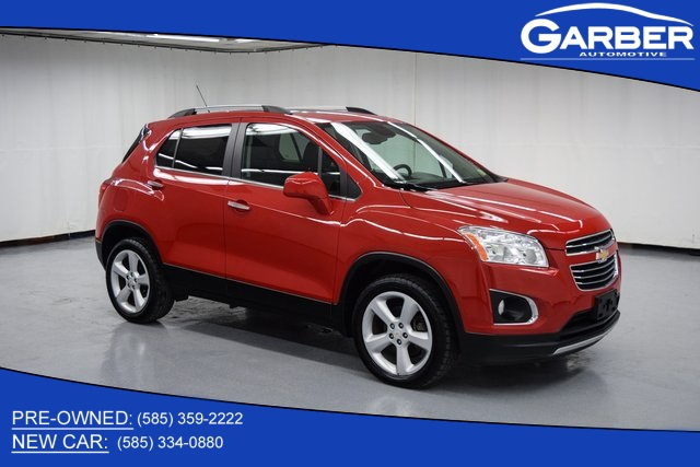 Pre Owned 2016 Chevrolet Trax Ltz 4d Sport Utility In Rochester