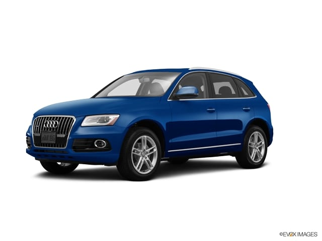 Pre-Owned 2016 Audi Q5 2.0T Quattro Premium Plus