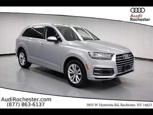 Audi Suv Q7 >> Certified Pre Owned 2019 Audi Q7 3 0t Quattro Premium Plus Suv With Navigation Awd