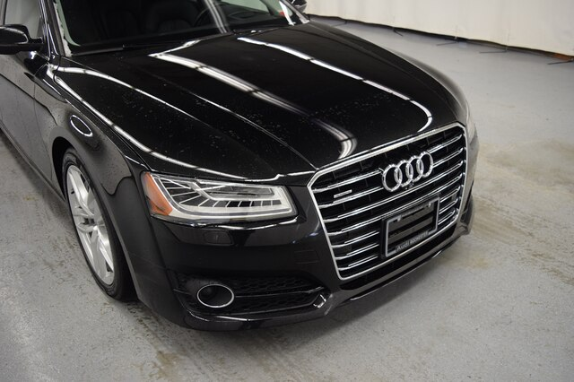 Pre-Owned 2017 Audi A8 L 3.0T