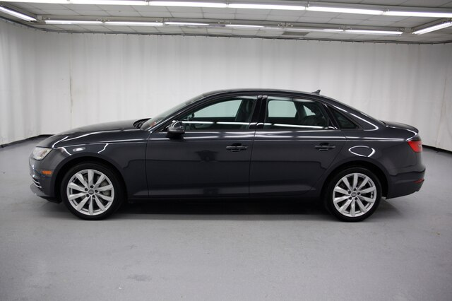 Certified Pre-Owned 2017 Audi A4 2.0T Premium w/Navigation