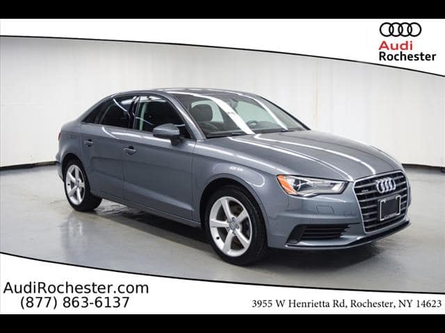 Certified PreOwned Audi A T Premium S Tronic Sedan In - Audi rochester ny