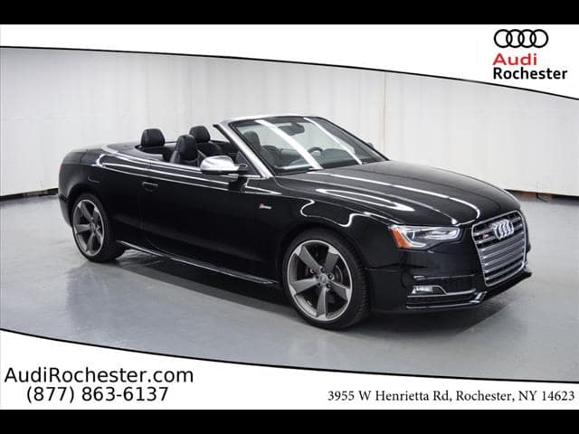 Certified Pre Owned 2016 Audi S5 3 0t Premium Plus