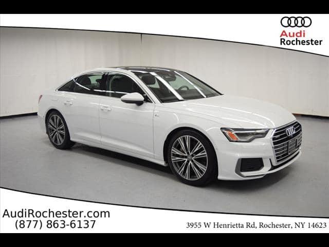 Certified Pre-Owned 2019 Audi A6 3.0T Quattro Premium Plus