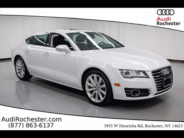 Certified Pre-Owned 2013 Audi A7 3.0T Premium (Tiptronic)