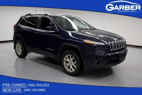 Pre-Owned 2016 Jeep Cherokee Latitude 4WD