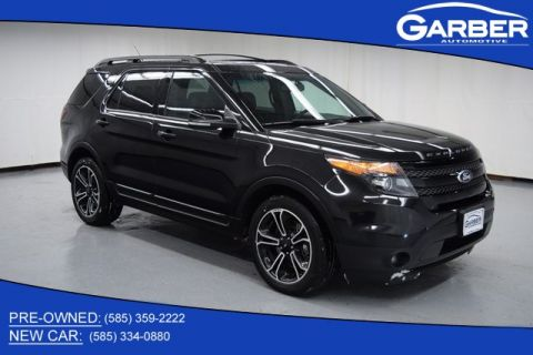 Pre-Owned 2015 Ford Explorer Sport AWD