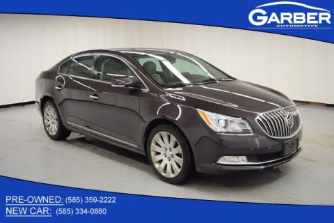 Pre-Owned 2014 Buick LaCrosse Leather Group AWD