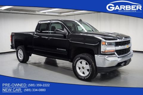Pre Owned 2017 Chevrolet Silverado 1500 Lt 4d Double Cab In