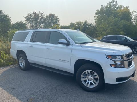 Pre-Owned 2017 Chevrolet Suburban LT 4WD