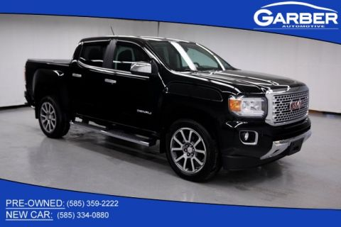 Pre-Owned 2017 GMC Canyon Denali With Navigation & 4WD