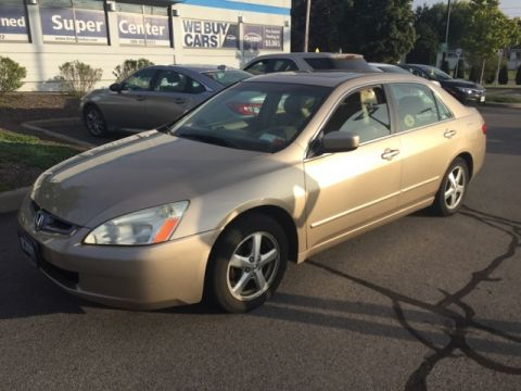Pre-Owned 2005 Honda Accord EX-L 2.4T