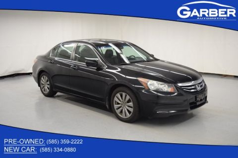 Pre-Owned 2011 Honda Accord EX-L 2.4T