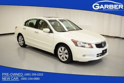 Pre-Owned 2010 Honda Accord EX-L 3.5T