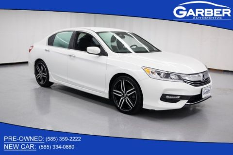 Pre-Owned 2017 Honda Accord Sport Special Edition 2.4T